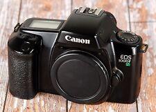 Canon EOS 1000FN Auto Focus 35mm Film SLR FREE POST