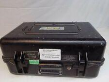 Military Surplus Hardigg Photo/Equipment Case w/ precut foam for An/Pvs-20