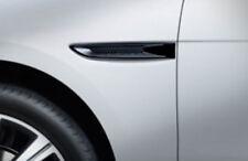 Genuine Jaguar F-Pace - Side Power Vents - Gloss Black - T4A4307/04