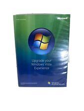 Microsoft Windows Vista - Anytime Upgrade Disc - 32 bit English DVD CD