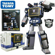 Transformers Soundwave Masterpiece MP-13 Destron Communication Model Figure Toys