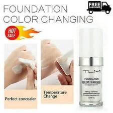 TLM Magic Fashion Color Changing Foundation Makeup Change Skin Tone Concealer UK