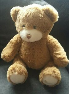 Harrods Teddy Bear Soft Toy Plush. Gold Embroidery on Paw. Collectable. Official