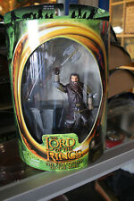 "Toy Biz Lord of The Rings The Fellowship of The Ring ""Gimli"" Figure JSH"