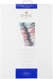 DMC COLOUR THREAD CHART REAL DMC SWATCHES 35 NEW COLOURS SPECIAL PRICE ENDS 31/8
