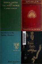 180 RARE BOOKS ON IRELAND IRISH HISTORY GENEALOGY ANCESTRY RECORDS - VOL1 ON DVD