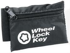 McGard 70007 Pouch Storage for Wheel Lock Lug Nut Key Black New