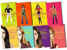Sara Shepard Pretty Little Liars 8 Books Collection Pack()