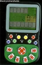 WESTMINSTER ELECTRONIC HANDHELD POKER MINI POCKET GAME CASINO AUTOMATIC COMPUTER