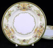 Meito F & B Japan CHARM 2 Bread & Butter Plates LIGHT USE