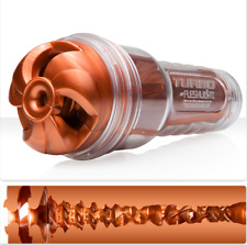 masturbatore uomo sesso orale Fleshlight Turbo Thrust - Copper