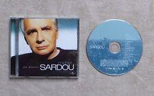 """CD AUDIO MUSIQUE / MICHEL SARDOU """"DU PLAISIR"""" 14T CD ALBUM OPENDISC 2004 POP"""