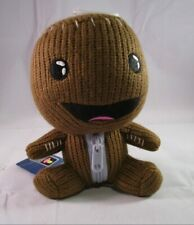 "NEW SACKBOY Little Big Planet Stubbins 6"" Sony Officially Licensed Plush NWT"