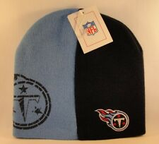 Tennessee Titans NFL Knit Beanie Hat Sky Blue Navy