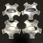 Set Of 4 Ford Freestyle 5f93-1a096-ac Factory Oem Center Wheel Rim Cap Cover Ac