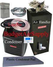 2.5 Ton 15 seer Goodman Heat Pump GSZ14030+ASPT37C14 50ft Line set Install PKG