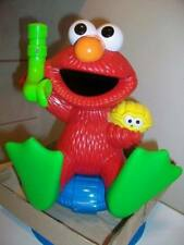 Sesame Street Elmo 1-2-3 Sprinkler Outside Sprinkler Toy 9 Months & Up