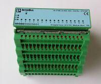 Phoenix contact Interbus IB stme 24 di 32//2 nº 2754985 módulos de módulo