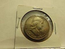 1950 50C Franklin Half Dollar