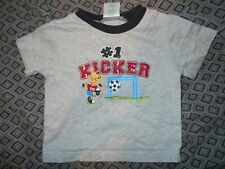 Okie Dokie Boys 12 M #1 Kicker Shirt
