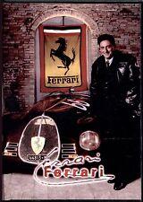 FERRARI (Sergio Castellitto) - 2 DVD NUOVO SIGILLATO, PRIMA STAMPA, UNICO, RARO!