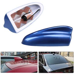 Car Roof FM/AM Radio Antenna Shark Fin Signal Aerial Decor Cover For Hyundai Kia