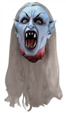 HALLOWEEN GOTHIC HEAD VAMPIRE  PROP BODY PART HAUNTED HOUSE CEMETARY