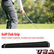 13 X Durable Rubber Golf Club Grips 26 * 2.5 cm Golf Handle Cover Putter US
