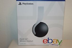 Sony Pulse 3D Wireless Gaming Headset for PlayStation 5 and 4, READY TO SHIP!!!!