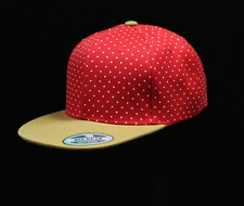 Baseball Cap Plain Caps Fashion Casual Hats Adjustable Snapback Flat Bill Hat