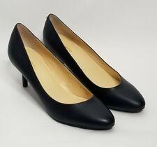 Liz claiborne pumps high heels navy blue size 7