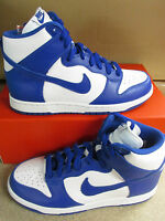 Nike Dunk Retro QS mens Hi Top Trainers 850477 100 Sneakers Shoes