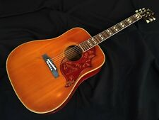 1963 Gibson Hummingbird Vintage Acoustic Guitar Rare Maple W/HSC FREE SHIPPING!