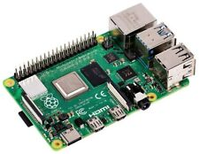 Single Board Computer Raspberry Pi 4 Model B WiFi Dual Band Bluetooth 2GB RAM