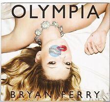 BRYAN FERRY olympia CD ALBUM + making of DVD (ntsc)
