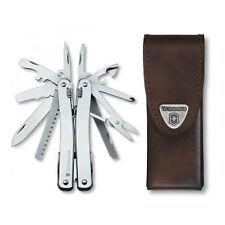 3.0224.L Victorinox Swiss Army SwissTool Spirit X Multi 26 Tools 53814 + POUCH z