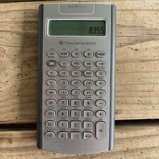 Texas Instruments BA II Plus Professional Advanced Business Calculator