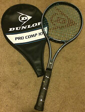 "DUNLOP PRO COMP 10 TENNIS RACQUET L3 - 4 3/8"" GRIP - EXCELLENT CONDITION!"
