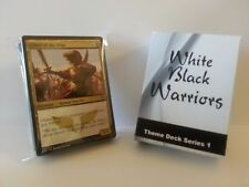 MTG Standard & Theme Decks- White Black Warriors Khans Magic the Gathering