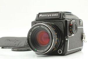 【MINT w/ Strap】 Mamiya M645 1000S Waist Level Finder Sekor C 80mm F2.8 from JPN