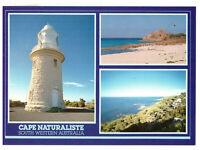 Cape Naturaliste, South Western Australia Rare Postcard Posted 12.04.88