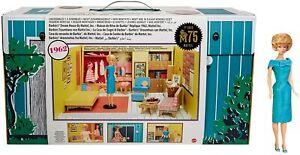 Mattel GNC38 Barbie Signature 75th Anniversary Collector Retro Traumhaus NEU OVP