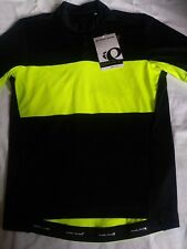 Pearl Izumi Mens Small Jersey black and green