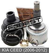 Outer Cv Joint 22X60X27 For Kia Ceed (2006-2012)