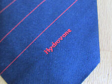 HYDROVANE Possibly Maritime Interest Staff Issue Tie by Toye Kenning Spencer