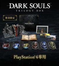 DARK SOULS TRILOGY BOX 【Limited Editon】 with Senior Knight bust up figure - PS4