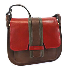 0b98037e5dd Gianni Conti Leather Flap Front Shoulder Bag - Style: 973878 BNWT
