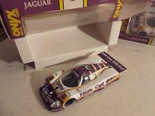 jaguar xjr 9 n 1  24 heures du mans 1988  par onyx 1/43