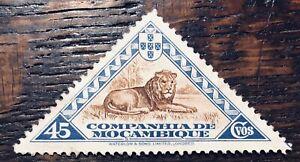 MOZAMBIQUE Company 1937  45c  M/Mint  (P135) + Printers Guide