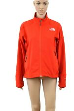GENUINE Women's THE NORTH FACE APEX Tracksuit Top Jacket  Red M
